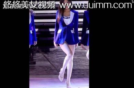 白花花的美腿 韩女团T-ara朴孝敏热舞饭拍- Bo Peep Bo Peep 160604